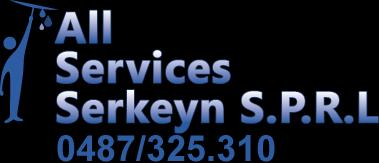 All services Serkeyn sprl